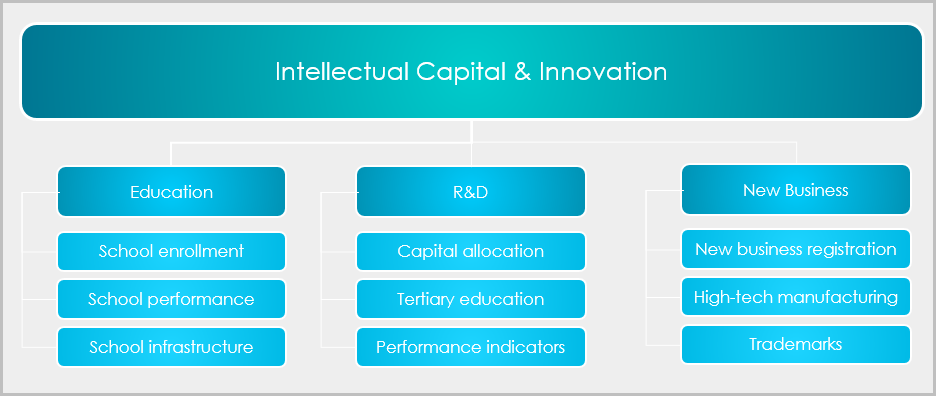 Intellectual capital scheme