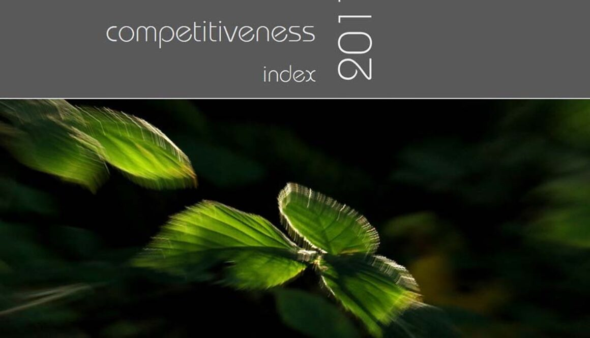 Sustainable Competitiveness Index 2017