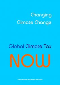 Global Climate Tax Report Cover